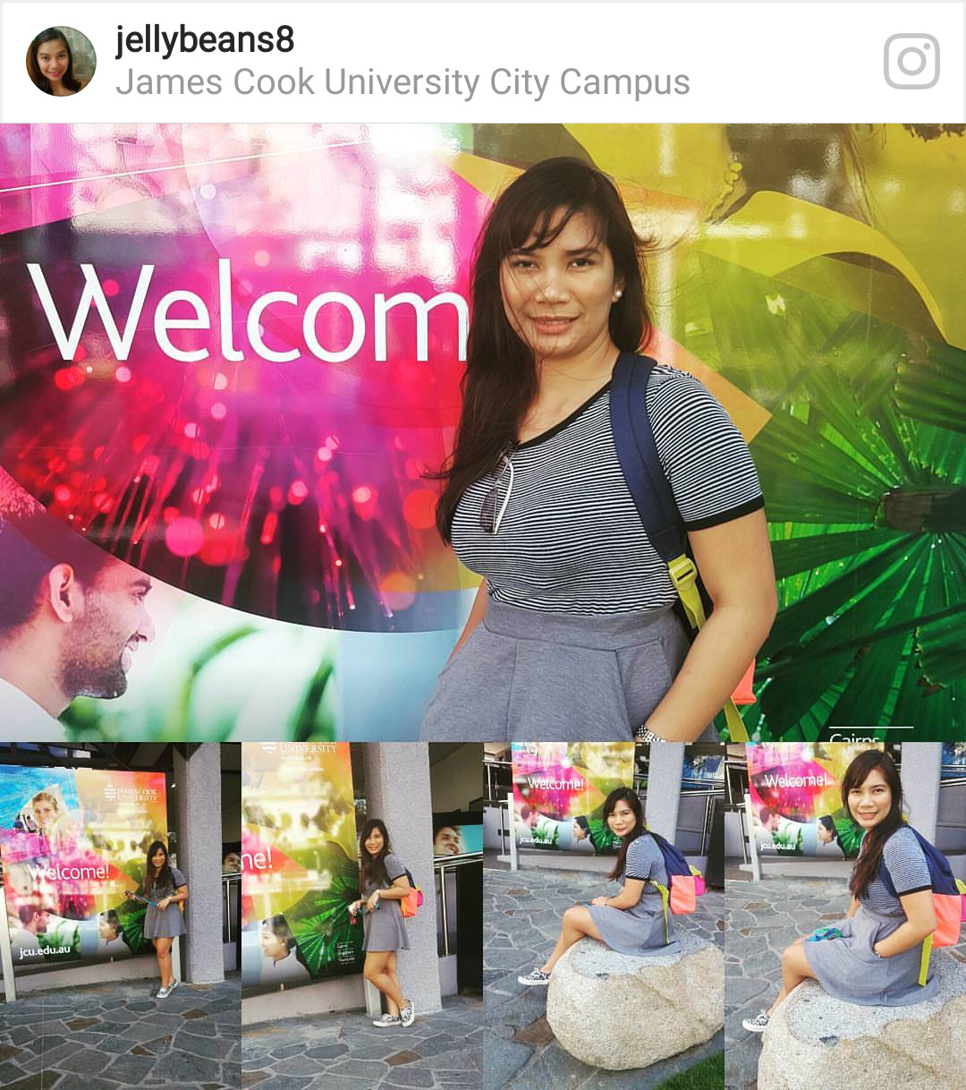Student Stories: Jelly Ann from Philippines