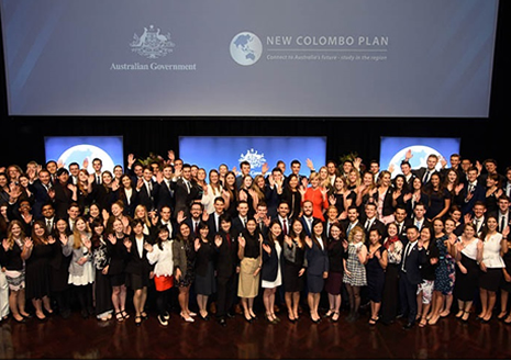 New Colombo Plan | Study Cairns