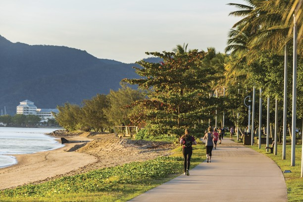Cairns Esplanade Tourism and Events QLD