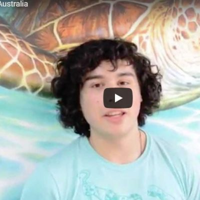 Student Stories: Tomas from Chile | Cairns Student Hub