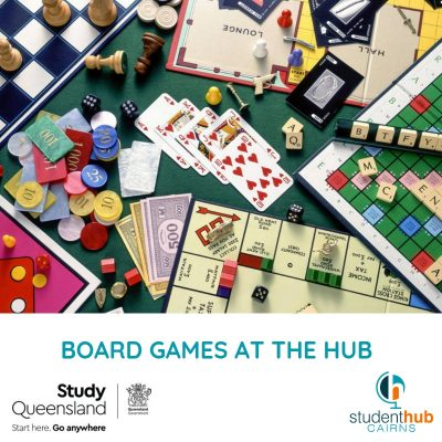 Board games | Cairns Student Hub