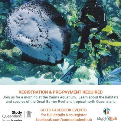 Cairns Aquarium | Cairns Student Hub