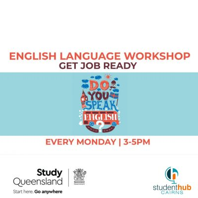English language | Cairns Student Hub