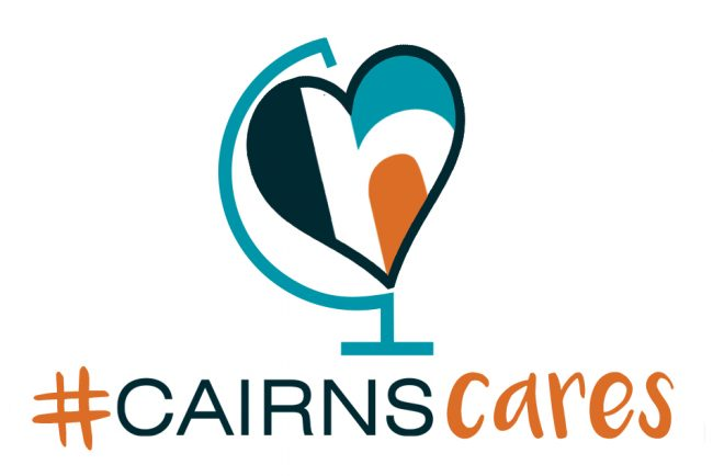 #CairnsCares